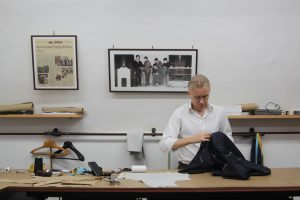 Davide Tofani Neapolitan Tailoring