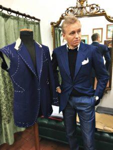 Davide Tofani Neapolitan Tailor