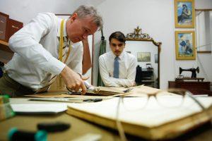 aristide and davide tofani neapolitan tailors